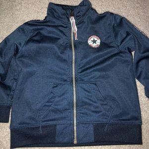 Converse baby track jacket
